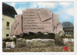 35162-ZE-59-MAROILLES-Stèle édifiée En Souvenir Du Millénaire De La Création Du Fromage---960--1960 - Autres Communes