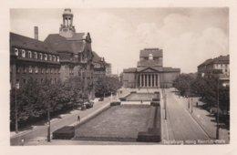 German Feldpost WW2: Postcard Duisburg From A POW Guard In Kriegsgefangene Bau- Und Arbeits Btl. Nr. 7 - Militaria