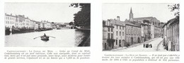 1924 - Iconographie - Castelnaudary (Aude) - Vues - FRANCO DE PORT - Old Paper