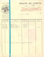 Factuur Facture - Les Grandes Epiceries Codec - Paris - 6 Feb 1941 - France