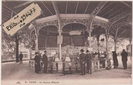 03 Vichy - Cpa / La Source Hôpital. - Vichy