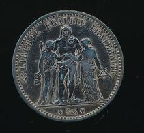 REPUBLIQUE FRANCAISE  1873  - BON ETAT   - 2 SANS - France