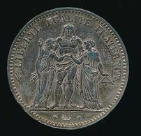 REPUBLIQUE FRANCAISE  1874  - BON ETAT   - 2 SANS - France