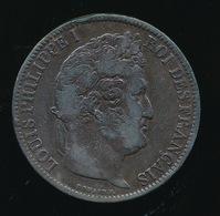 LOUIS PHILLIPPE I   1831  - BON ETAT   - 2 SANS - France