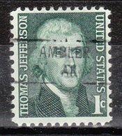 USA Precancel Vorausentwertung Preo, Locals Alaska, Ambler 841 - Vereinigte Staaten