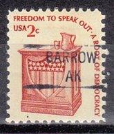 USA Precancel Vorausentwertung Preo, Locals Alaska, Barrow 841 - Etats-Unis