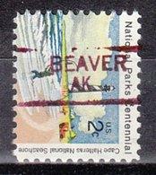 USA Precancel Vorausentwertung Preo, Locals Alaska, Beaver 835,5 - Etats-Unis