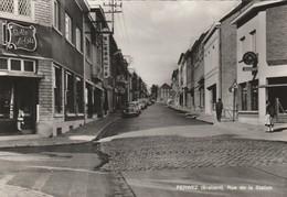 Perwez Rue De La Station , Voiture ,auto , VW Coccinelle ,    Oldtimer - Perwez
