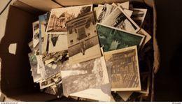LOT DE 728 CARTES POSTALES - Drouilles Ou Petites Cartes CPA/CPSM France Et étrangères - Thèmes - Qq Fantaisies - Cartes Postales