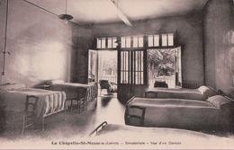 LA CHAPELLE ST MESMIN - Sanatorium - Vue D'un Dortoir - Frankreich