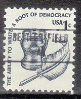 USA Precancel Vorausentwertung Preo, Locals Alaska, Bettles Field 853 - Vereinigte Staaten