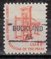 USA Precancel Vorausentwertung Preo, Locals Alaska, Buckland 841 (a1.5) - Etats-Unis
