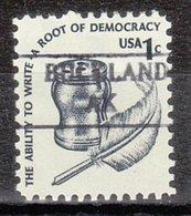 USA Precancel Vorausentwertung Preo, Locals Alaska, Buckland 882 - Etats-Unis