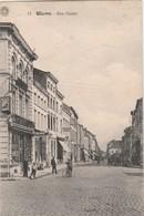 Wavre , Rue Haute , ( Hermans , N° 17 )   Magasin ,épicerie : Delhaize Le Lion - Wavre
