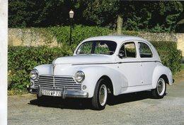 Peugeot 203 Berline 7cv  -  1958  -  CPM - Voitures De Tourisme