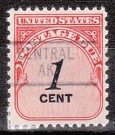 USA Precancel Vorausentwertung Preo, Locals Alaska, Central 841 (a1) - Etats-Unis