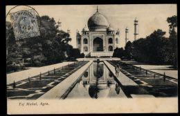 B3726 INDIA - TAJ MAHAL - India