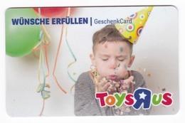 GeschenkkarteToys Rus  Gift - Gift Cards