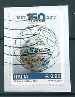 2017 LA STAMPA USATO - 6. 1946-.. Repubblica