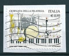 2017 GIORNATA FILATELIA USATO - 6. 1946-.. Repubblica