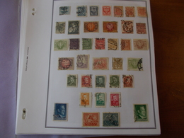 Lot N° 997  POLOGNE Collection Neufs Ou Obl. Sur Page D'albums .. No Paypal - Timbres