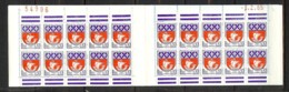N° 1354B-C1 BLASON DE PARIS DATE  DU 03/02/65 TTB ** - Booklets