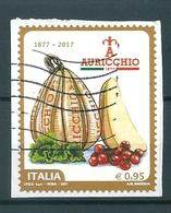2017 AURICCHIO USATO - 6. 1946-.. Repubblica