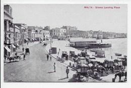 Malta - Sliema Landing - Malta