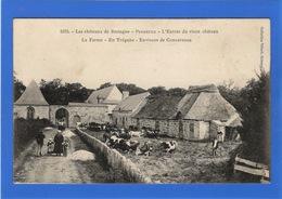 29 FINISTERE - PENANRUN Entrée Vieux Château, Le Ferme... - Pont Aven