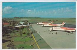 CPM Format 9 X 14 Island Kahului Airport - Aérodromes