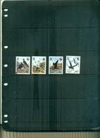ASCENSION OISEAUX WWF 4 VAL NEUFS A PARTIR DE 1 EURO - W.W.F.