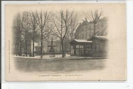 CLERMONT FERRAND     La Place Delille - Clermont Ferrand