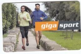 Geschenkkarte Giga Sport  Gift - Gift Cards