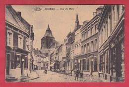 Soignies - Rue De Mons  - 1912 ( Voir Verso ) - Soignies