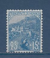 Monaco - YT N° 30 - Neuf Avec Charnière - 1919 - Monaco