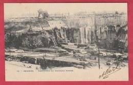 Soignies - Carrières Du Nouveau Monde  - 1909 ( Voir Verso ) - Soignies