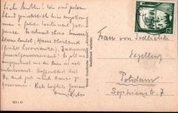 ! Alte Ansichtskarte Aus Krakau Autograph Victor Von Podbielski, Politiker, OBM Frankfurt/Oder, Gelaufen Nach Potsdam - Autographes