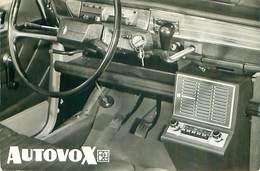 Automobile -  Autovox Autoradio Sur Renault 6     W 255 - Andere