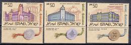 ISRAËL - Philex - 1986 - Nr 1036/38 - MNH** - Israel