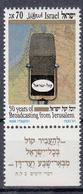 ISRAËL - Philex - 1986 - Nr 1030 - MNH** - Israel