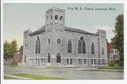Ironwood - First M.E. Church - United States