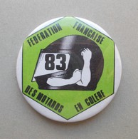 - Badge. Fédération Française Des Motards En Colère - FFMC - 83 - - Motos