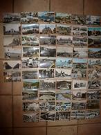 Lot Vrac De 54 Diverses CPSM Et CPM De France (Cartes Postales Semi-modernes Et Modernes Comprenant:scènes Diverses, Etc - Cartes Postales