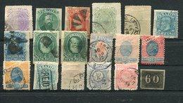 Brasilien / Int. Lot Klassik (1/673) - Briefmarken