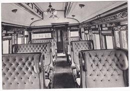 Midland Railway - Dining Carriage (1904 - 1907 Period) - Preserved At York Museum - Treinen