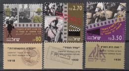 ISRAËL - Philex - 1992 - Nr 1244/46 - MNH** - Israel