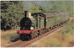 STEAMLOCOMOTIVE 0-6-0 No. 592 Class 'C', South East And Cheltham Railway - Treinen