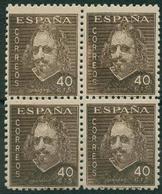 España 1944. Edifil 989(4)** - III Centenario De La Muerte De Quevedo - 1931-50 Nuevos & Fijasellos