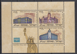 ISRAËL - Philex - 1986 - BL 31 - MNH** - Blocs-feuillets