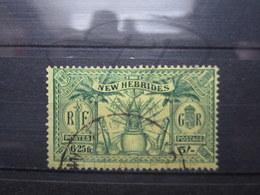 VEND TIMBRE DES NOUVELLES-HEBRIDES N° 99 !!! - Used Stamps